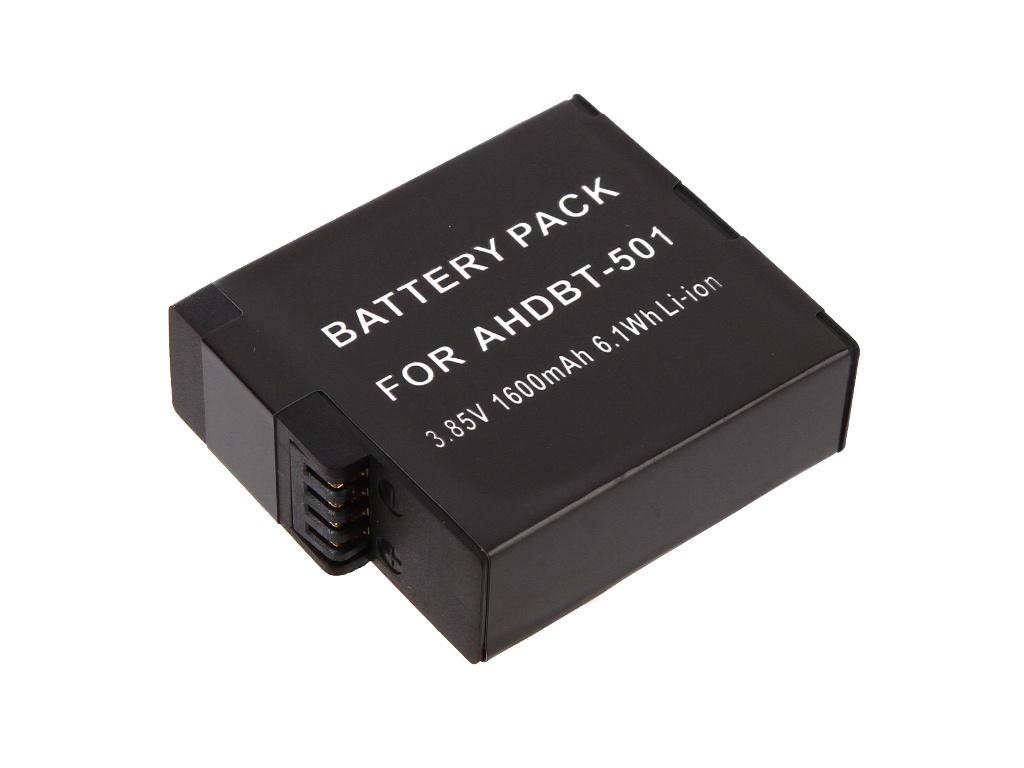 Аксессуар Аккумулятор Lumiix для GoPro Hero 5 1600mAh GP403-1600