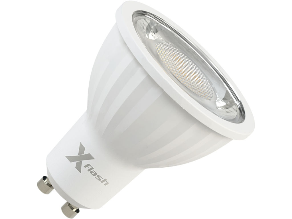 Лампочка X-flash XF-MR16-P-GU10-8W-4000K-220V 47260 цена