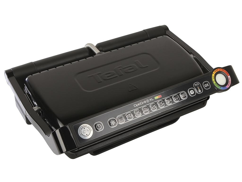 Электрогриль Tefal Optigrill+ XL GC722834 Выгодный набор + серт. 200Р!!!
