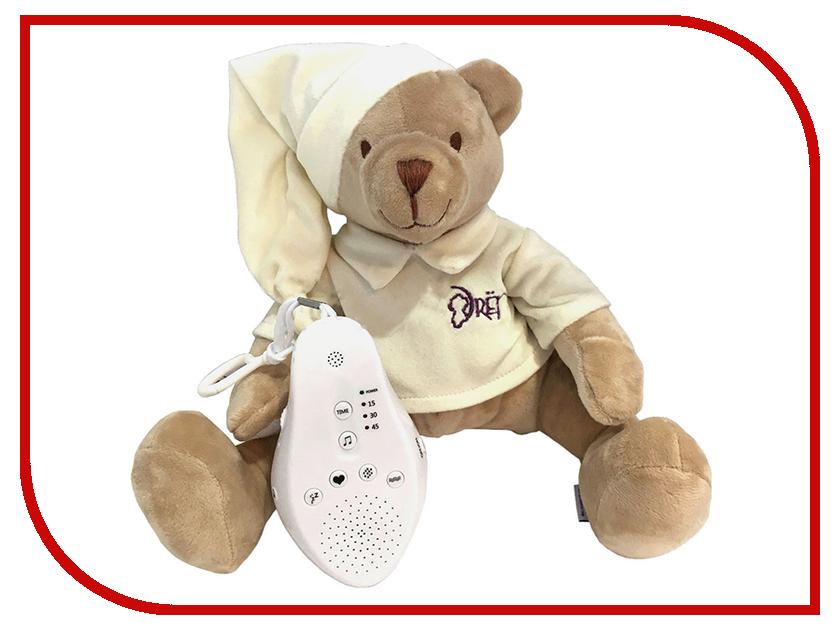 Игрушка Drema BabyDou 101 Мишка Beige 101 роза мишка в подарок