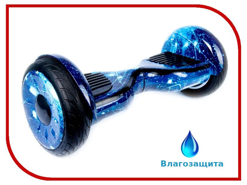 Гироскутер Asixbot Pro 10.5 TaoTao APP Самобалансировка + влагозащита Blue Galaxy гироскутер smart balance pro 10 граффити оранжевый сумка bluetooth taotao самобаланс