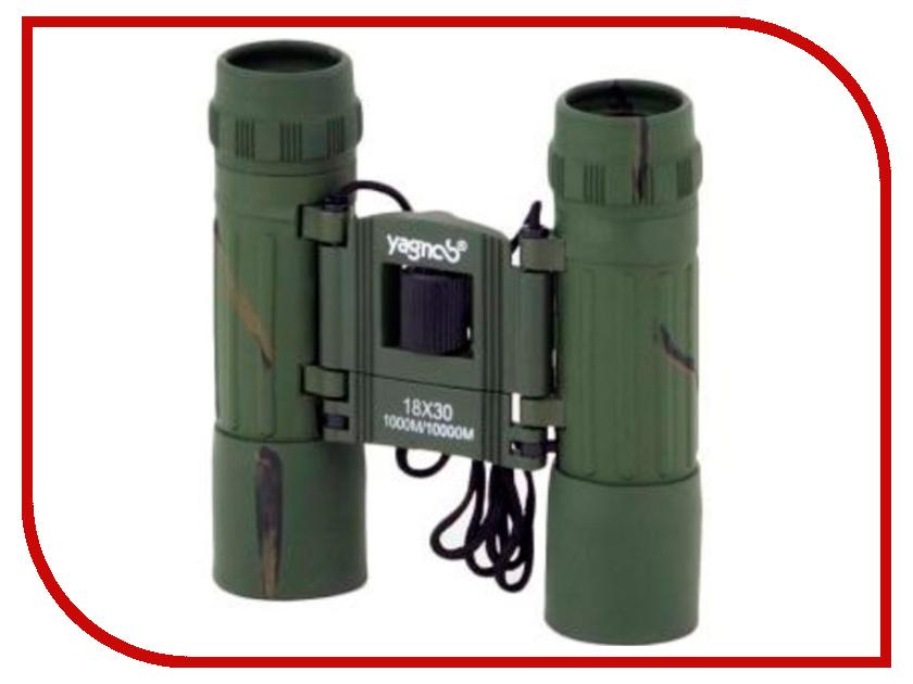 Бинокль Yagnob 18x30 Camo СК-00002199