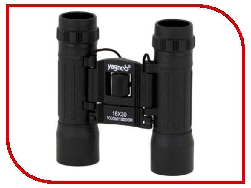 Бинокль Yagnob 18x30 Black СК-00002198