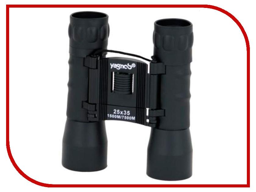 Бинокль Yagnob 25x35 Black СК-00002175