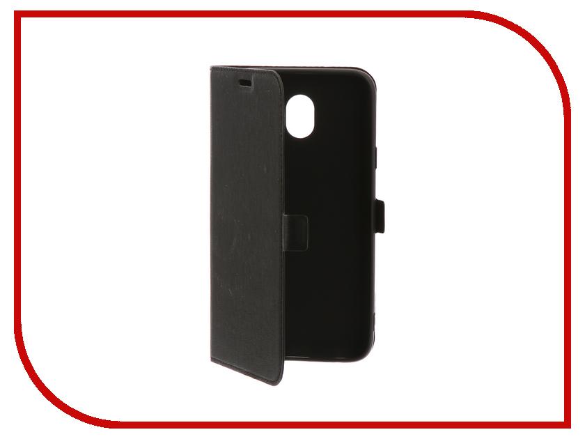 Аксессуар Чехол для Samsung Galaxy J4 2018 DF sFlip-31 чехол samsung siliconecover для galaxy s9 g960 ef pg960tbegru black