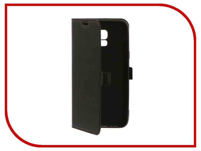 Аксессуар Чехол Samsung Galaxy J6 2018 DF sFlip-32 цена и фото