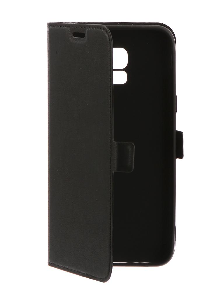 Аксессуар Чехол DF для Samsung Galaxy J6 2018 Silicone sFlip-32 стоимость