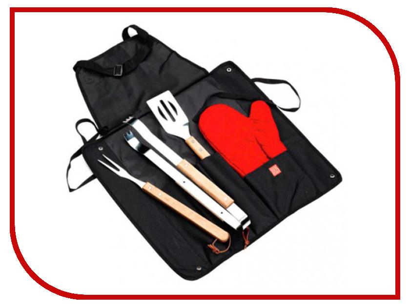 Набор для приготовления на открытом огне Iris Cuinox I2395-5I