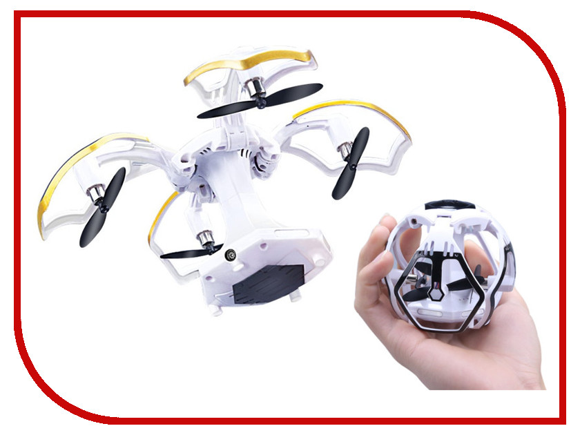 Квадрокоптер Aosenma Ball Quadcopter AOS-CG030 frsky 7ch fasst compatible receiver futaba tfr6a tfr6 for diy fpv quadcopter remote control car airplanes