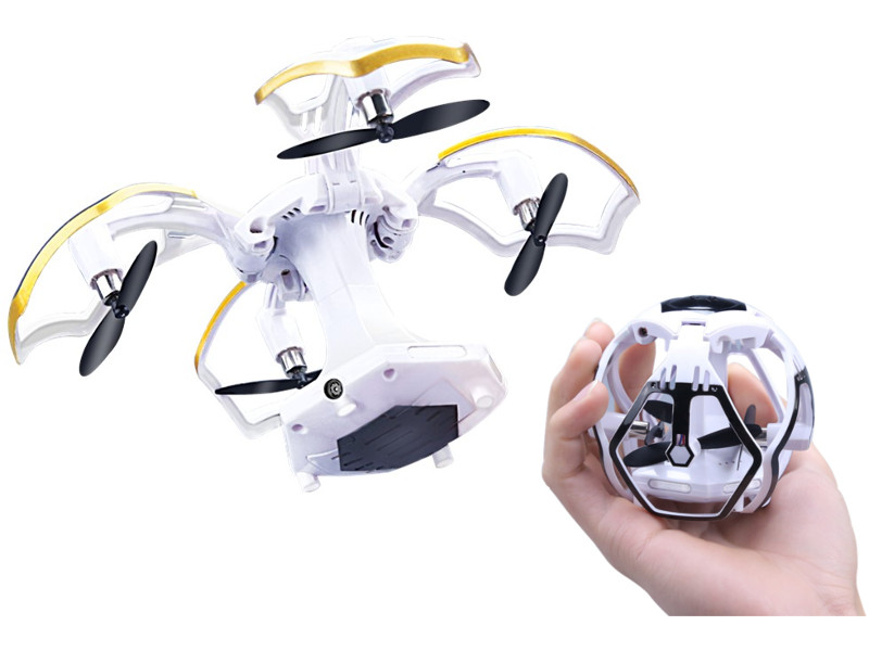 Квадрокоптер Aosenma Ball Quadcopter AOS-CG030
