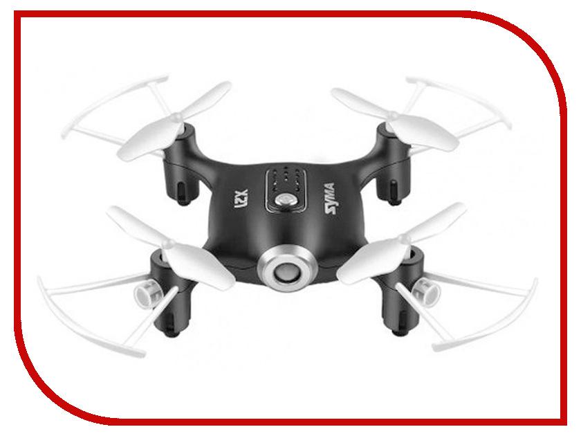 Квадрокоптер Syma X21 Black квадрокоптер syma x1 белый