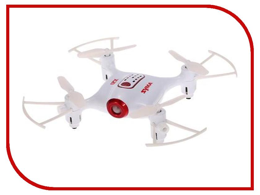 Квадрокоптер Syma X21 White syma x5 x5c x5sw x5hc x5hw motor gear 9 teeth parts for syma x5 x5c quadcopter drone accessories