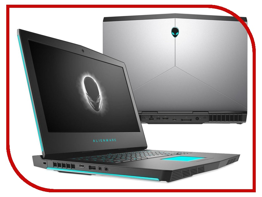 Ноутбук Dell Alienware R4 Silver 15R4-7701 (Intel Core i7-8750H 2.2 GHz/8192Mb/1000Gb + 256Gb SSD/nVidia GeForce GTX 1060 6144Mb/Wi-Fi/Bluetooth/Cam/15.6/1920x1080/Windows 10 64-bit) ноутбук msi gs73vr 7rf 437ru 9s7 17b112 437 intel core i7 7700hq 2 8 ghz 16384mb 2000gb 256gb ssd nvidia geforce gtx 1060 6144mb wi fi bluetooth cam 17 3 1920x1080 windows 10 64 bit