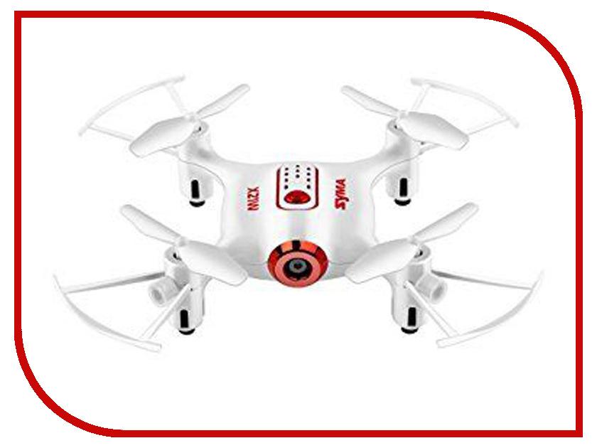 Квадрокоптер Syma X23 White квадрокоптер syma x1 белый