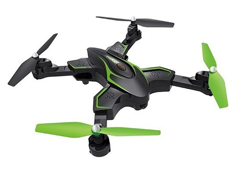 Квадрокоптер Syma X56WP Black-Green