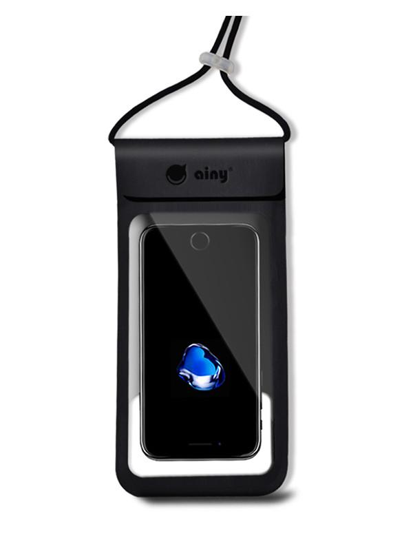Водонепроницаемый чехол Ainy 6.0-inch QE-001A Black цены
