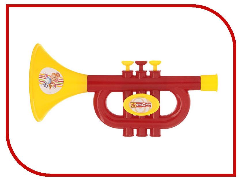 Детский музыкальный инструмент Играем вместе Труба Фиксики B782628-R1
