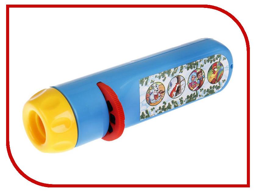 Диапроектор Умка Новый год FDE011-R4 игрушка умка часы сказки с проекцией b1266129 r4 250286