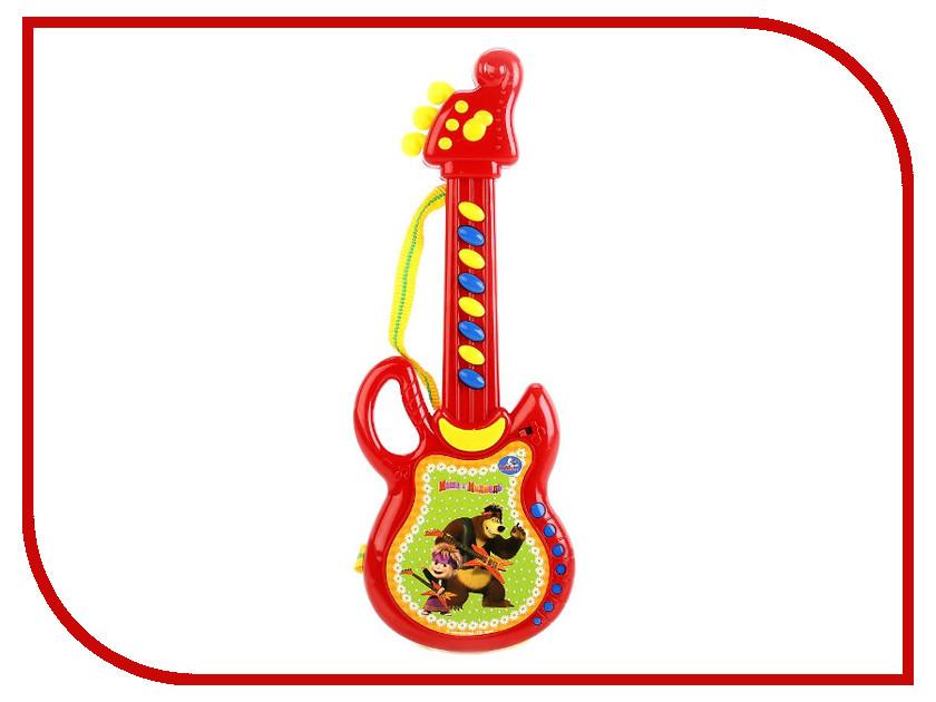 Детский музыкальный инструмент Умка Гитара Маша и Медведь B1525285-R1