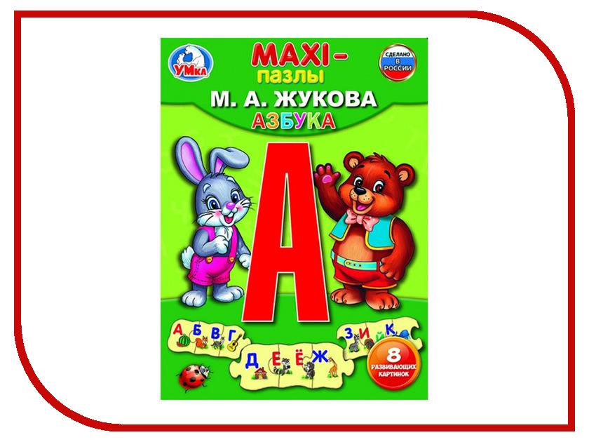 Пазл Умка Азбука 4690590146347