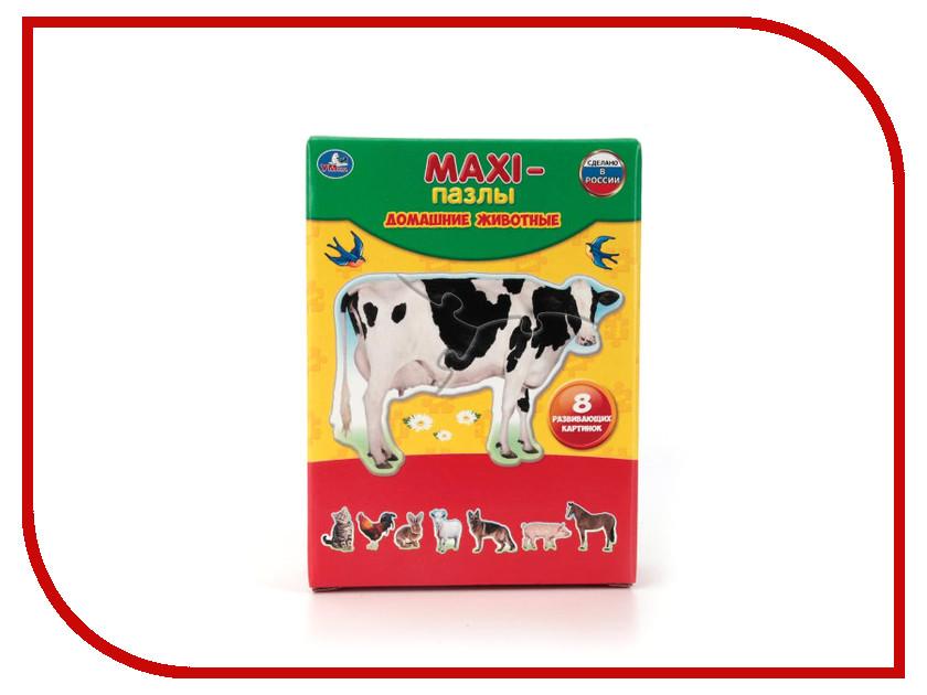 цена на Пазл Умка Домашние животные 4690590110089