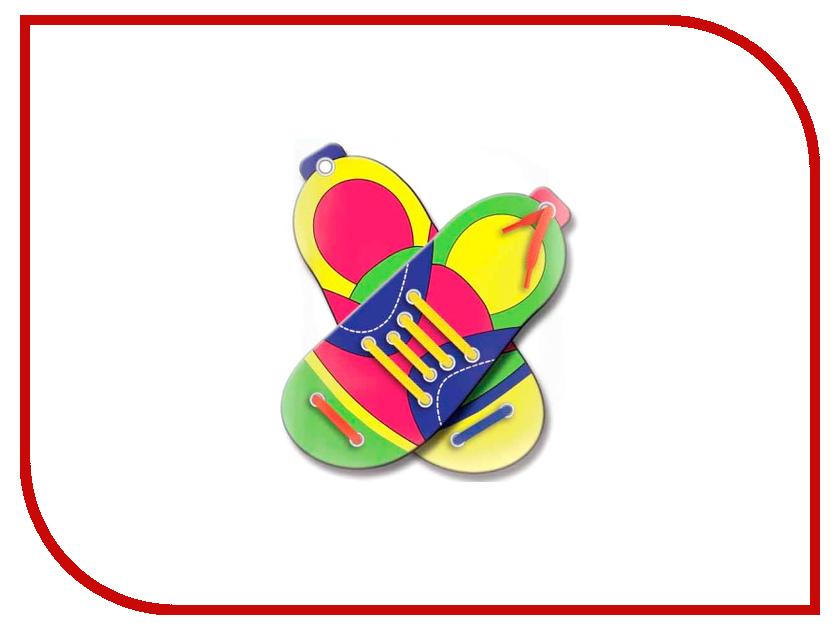 Настольная игра Умка Шнуровка Ботинок 4690590149621