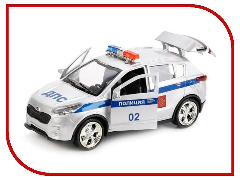 Игрушка Технопарк Kia Sportage Полиция SPORTAGE-POLICE police police pl 13421js 04
