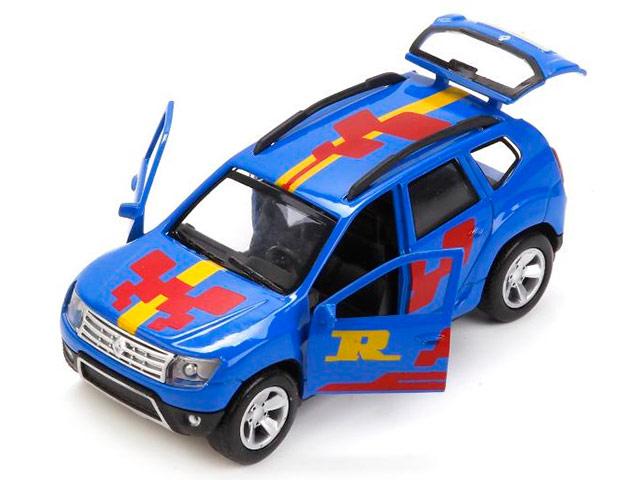 Игрушка Технопарк Renault Duster DUSTER-SPORT wrap printed duster coat