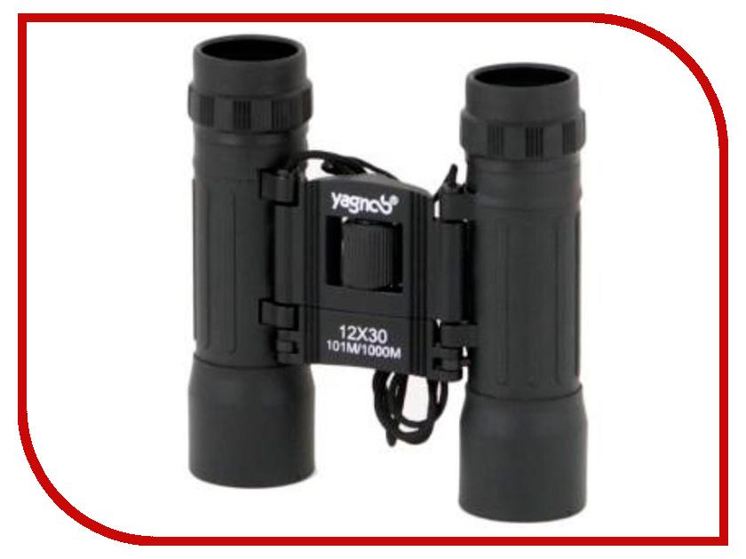 Бинокль Yagnob 12x30 Black СК-00002196