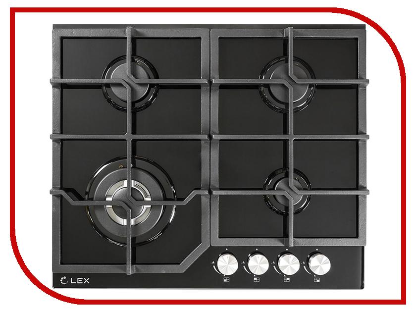 Варочная панель LEX GVG 640-1 BL Black цены онлайн