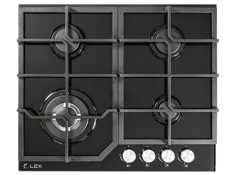 Варочная панель LEX GVG 640-1 BL Black