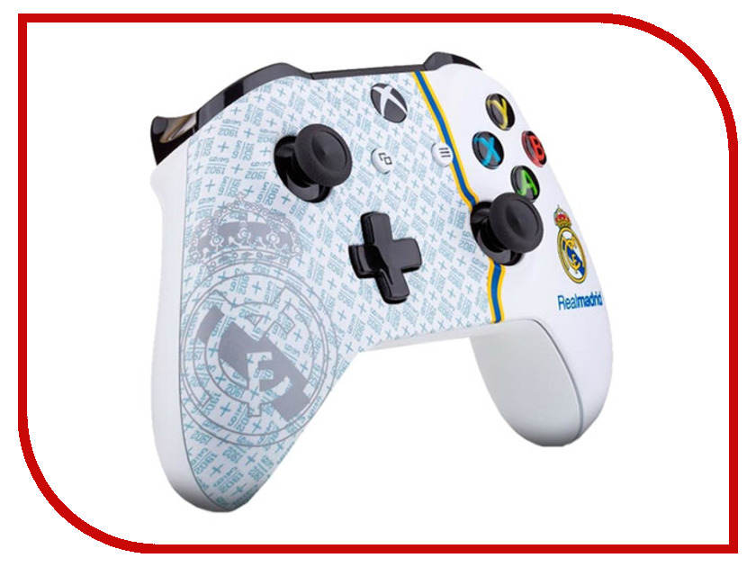 Геймпад Microsoft XBOX Wireless Controller FC Real 1902 Creamy TF5-00004-MAD игра для xbox just dance 2018