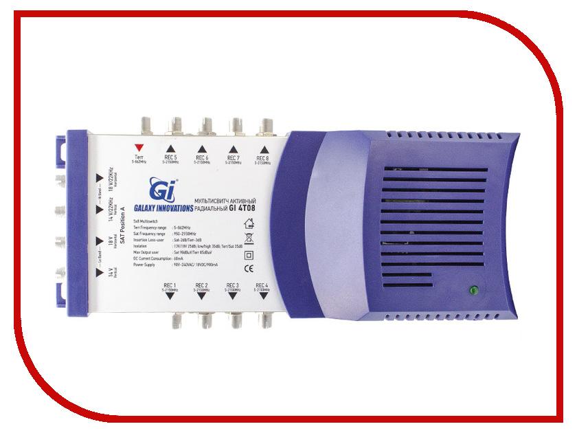 Galaxy Innovations 4T08 аксессуар galaxy innovations gi diseqc switch 2 in 1 a201
