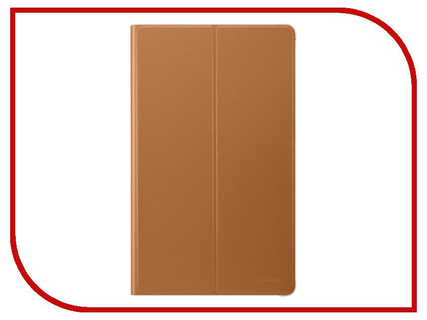 все цены на Аксессуар Чехол для Huawei M5 8.4 Brown 51992269