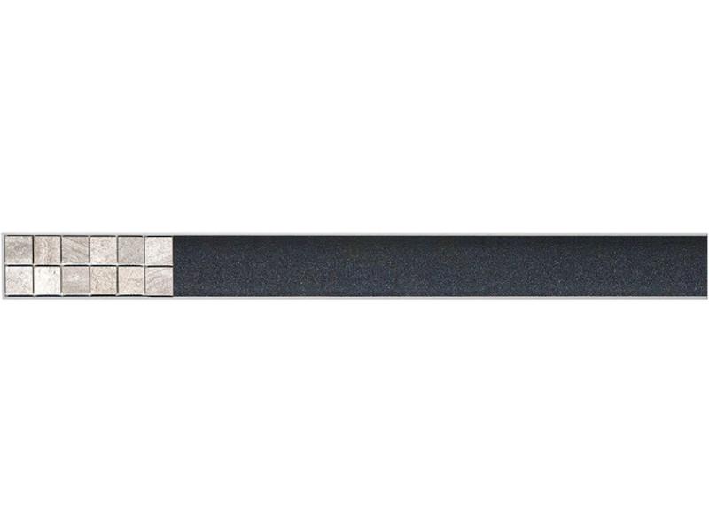 Решетка для водоотводящего желоба AlcaPlast Tile - APZ12 TILE-850