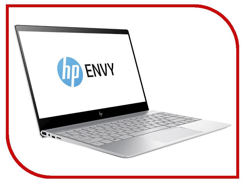 Ноутбук HP Envy 13-ad114ur Pike Silver 3QR74EA (Intel Core i5-8250U 1.6 GHz/8192Mb/256Gb SSD/No ODD/nVidia GeForce MX150 2048Mb/Wi-Fi/Cam/13.3/1920x1080/Windows 10 64-bit) ноутбук dell xps 13 9365 4429 intel core i5 7y54 1 2 ghz 8192mb 256gb ssd no odd intel hd graphics wi fi bluetooth cam 13 3 3200x1800 touchscreen windows 10 64 bit