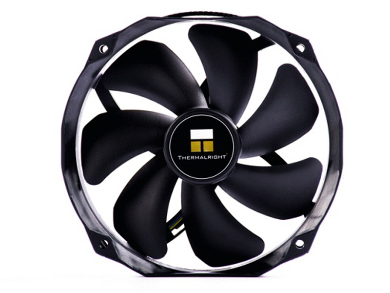 Вентилятор Thermalright TY-140B 140mm 900-1300rpm