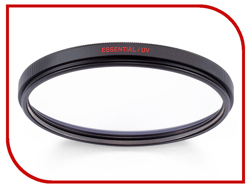 Zakazat.ru: Светофильтр Manfrotto Essential 58mm MFESSUV-58