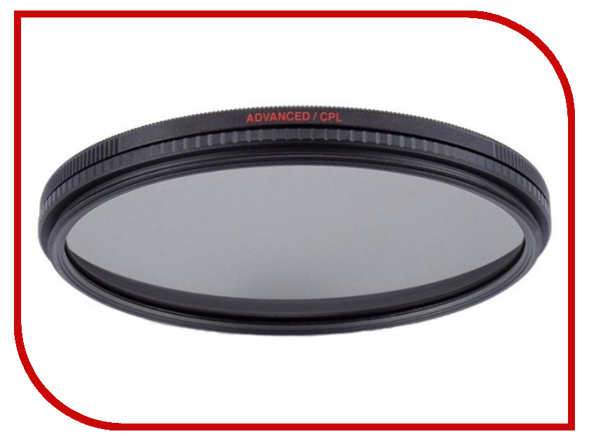 Zakazat.ru: Светофильтр Manfrotto Advanced 58mm MFADVCPL-58