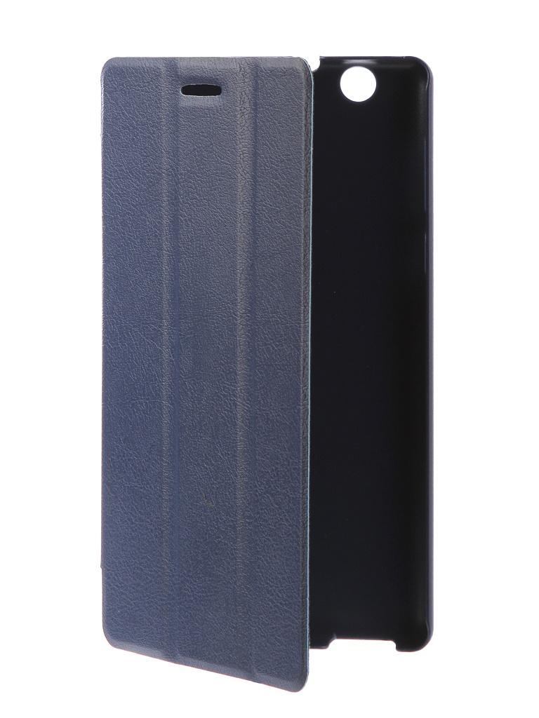 Аксессуар Чехол Partson для Huawei MediaPad T3 7.0 Blue PT-095 аксессуар