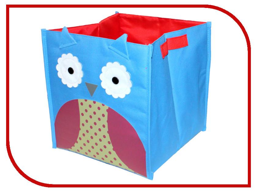 Корзина для игрушек Bradex Сова DE 0231 ящик для игрушек bradex пчелка de 0230