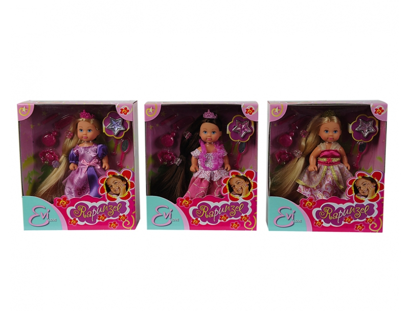 Кукла Simba Еви-длинные волосы 5737057 цена