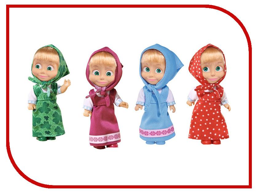 Кукла Simba Маша в сарафане 9301678 сувенир акм кукла фарфоровая в белом сарафане 7 5 h 9939