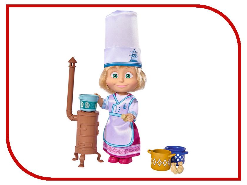 Кукла Simba Маша в одежде повара 9301987 simba сортер грибок