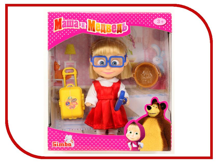 Кукла Simba Даша с чемоданчиком, корзинкой и телефоном 9301013 simba сортер грибок
