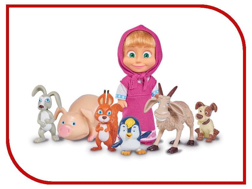Кукла Simba Маша с друзьями-животными 9301020 ирина каюкова хорошо сдрузьями