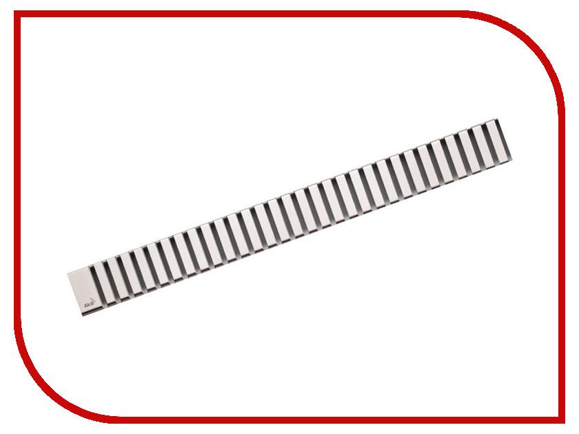 Купить Решетка Для Водоотводящего Желоба Alcaplast Line-300M