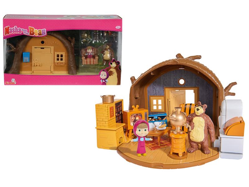 Домик Миши с фигуркой Simba и аксессуарами 9301632 домик миши simba с фигуркой миши и аксессуарами