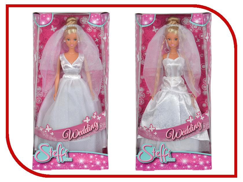 Кукла Simba Штеффи в свадебном платье 5733414 simba сортер грибок