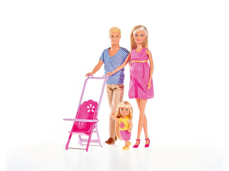 Кукла Simba Семья Штеффи 5733200